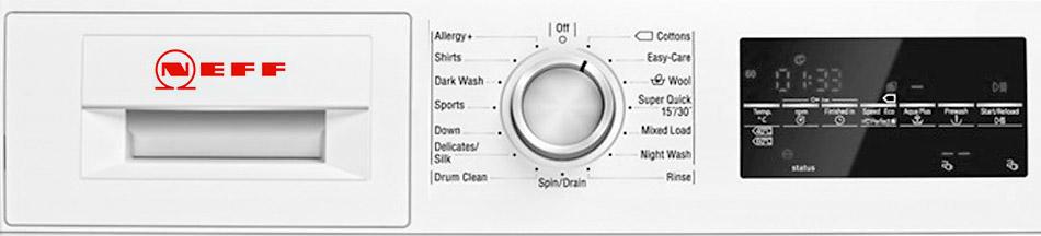 Neff washing machine repair
