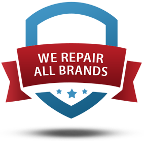 We repair all brands and models