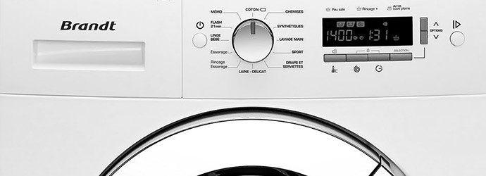 Brandt Washing Machine