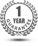 washing machine repairs with one year guarantee