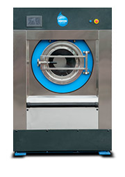 Waterless washing machine by Xeros