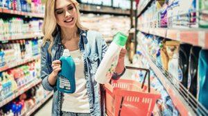 Choose a laundry detergent