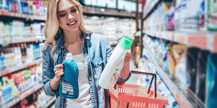How to choose a laundry detergent